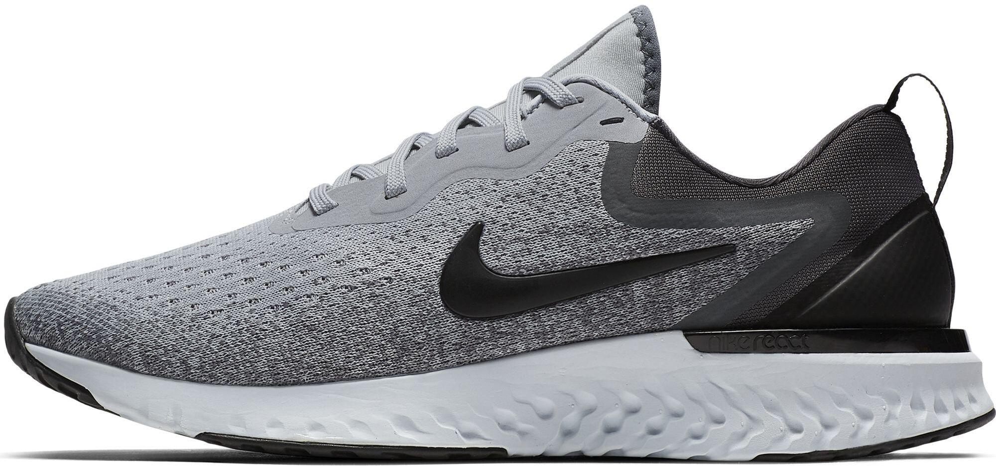 Nike Odyssey React - Zapatillas running Mujer - gris  3e0fcb7d4363e
